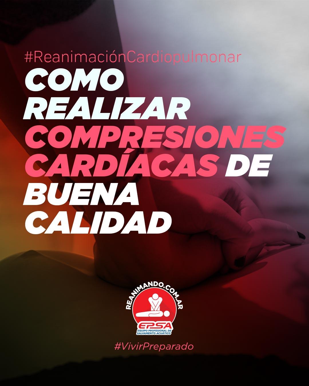 EPSA - RCP Compresiones Cardíacas