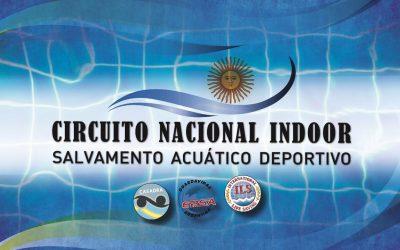 Registro de Tiempos Oficiales Indoor Actualizado al 2020