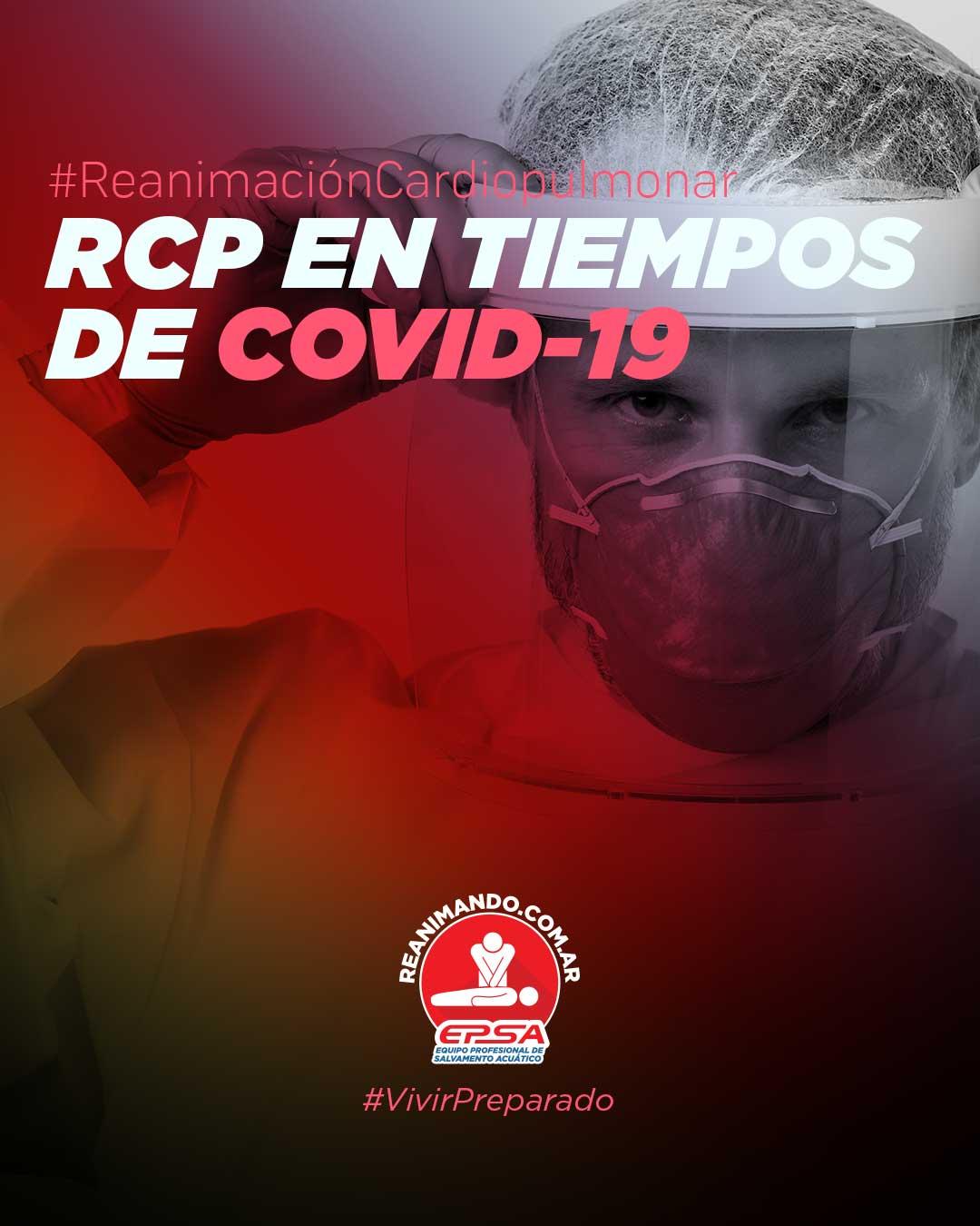 RCP en COVID