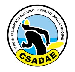 CSADAE - Club de Salvamento Acuático Deportivo AMGAA Escobar