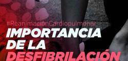 EPSA - RCP Desfibrilación Temprana