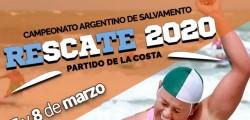 EPSA - Campeonato Argentino de Salvamento Rescate 2020
