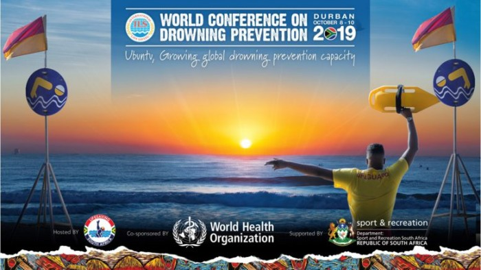 WCDP 2019 Flyer World Conference on Drowning Prevention