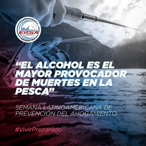 EPSA - Prevención ahogamiento en la pesca